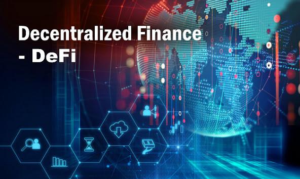 HyperFund And DeFi, Decentralized Finance