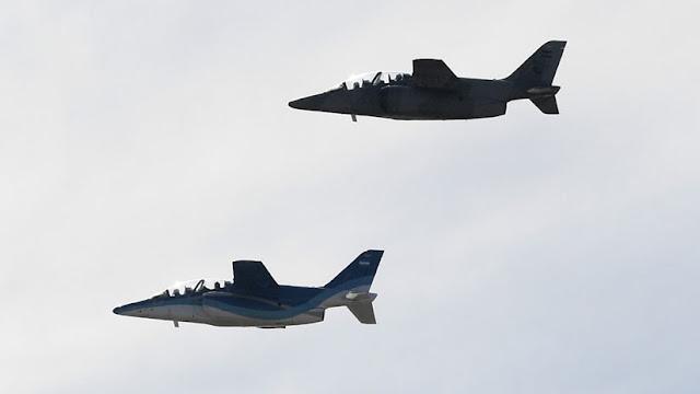 La Fábrica Argentina de Aviones entrega tres nuevas unidades a la Fuerza Aérea