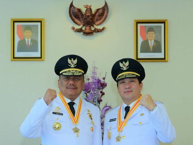 ODSK, Gubernur Sulut, Wakil Gubernur Sulut