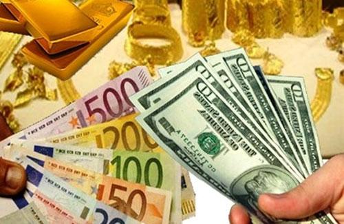 Dollar và Euro