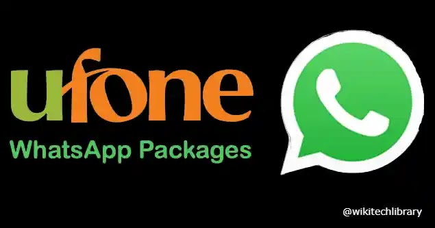 Ufone WhatsApp Packages 2021: Daily, Weekly and Monthly