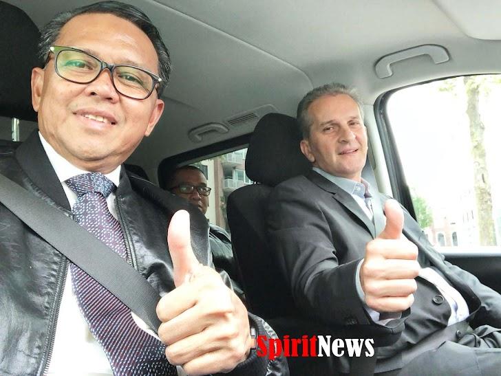 Gubernur Sulsel, Didampingi Oleh Bupati Wajo Kunker ke Belanda