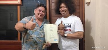 Puguh Kribo Mendapatkan Sertifikat Arranger dari BNSP melalui LSP Musik Indonesia