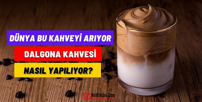 Dalgona Kahvesi Nedir? Nasıl Yapılıyor?