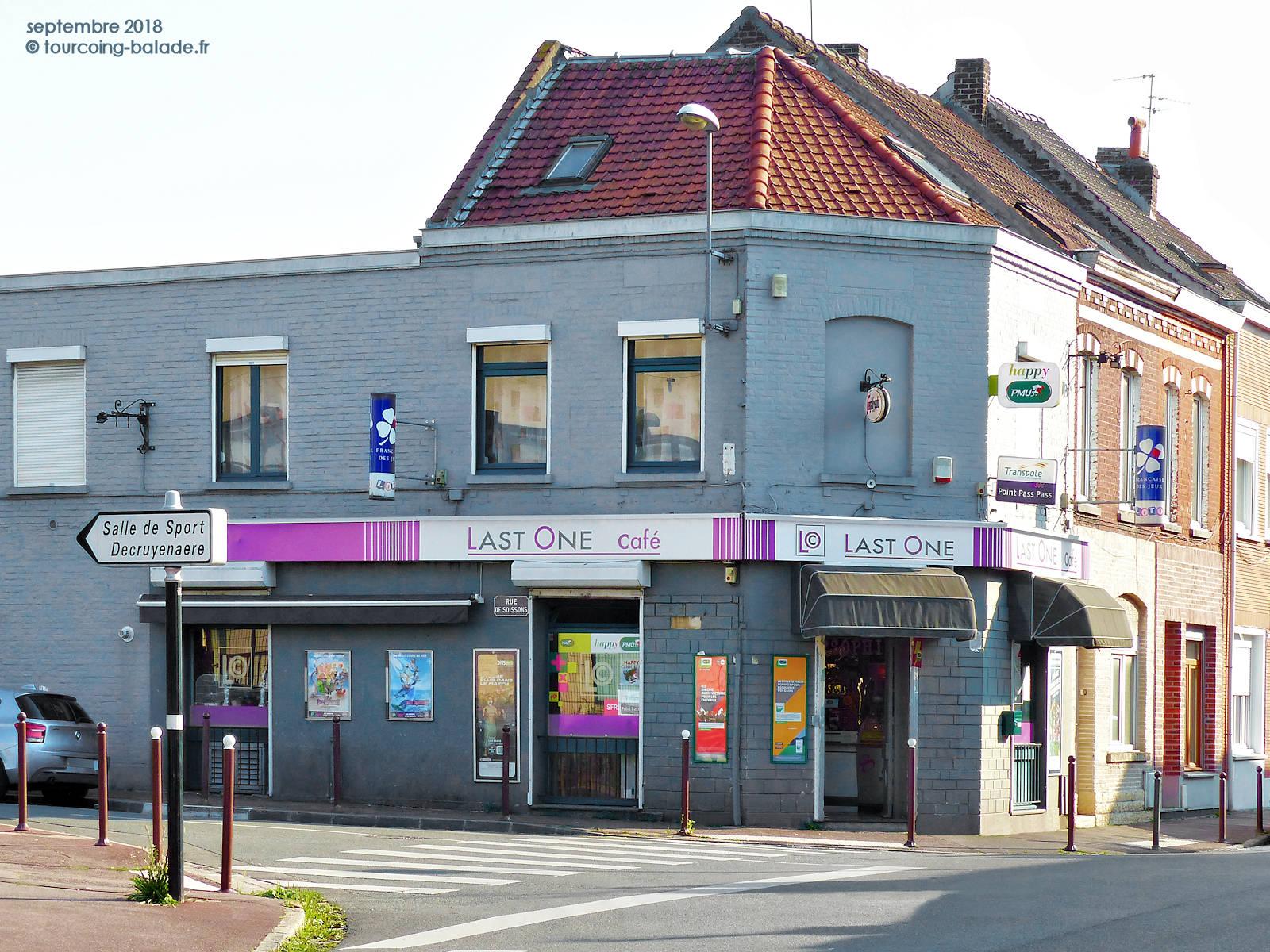 Last One Café, Tourcoing Marlière