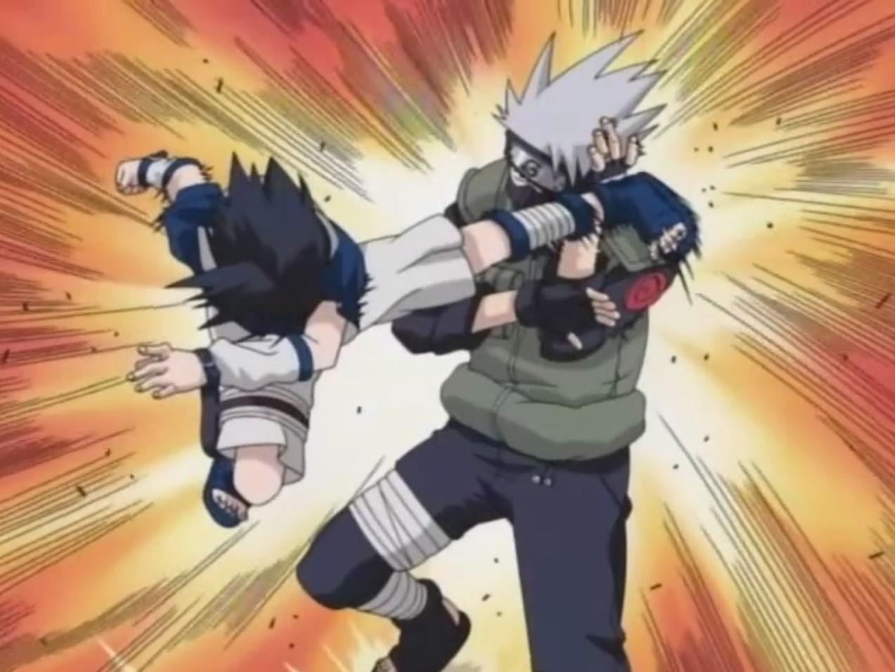 Naruto Clássico: Episódio 05 – Você Falhou! A Decisão Final de Kakashi!