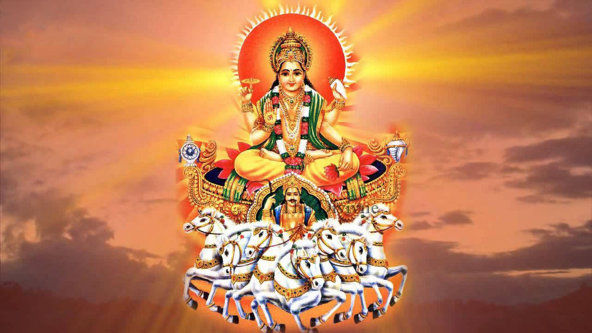 The Movements of the sun and The Reality of the Sungod Surya