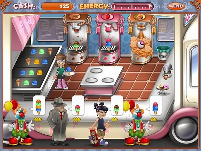 Ice Cream Craze: Tycoon Takeover , เกม, เกมส์, เกมทำขนม, เกมส์ทำอาหาร, เกมส์ทำอาหารน่าเล่น, เกมเสิร์ฟอาหาร, เกมปิ้งย่าง, เกมทำไอศครีม, เกมทำแฮมเบอร์เกอร์, เกมทำเครื่องดื่ม