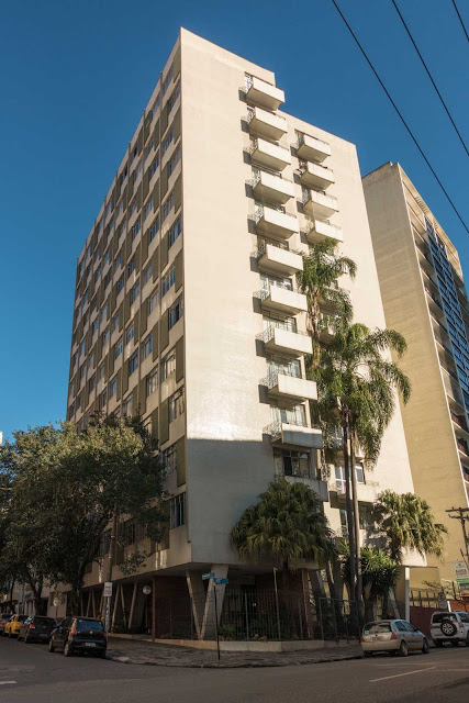 Edifício Anita em Curitiba
