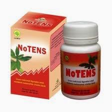 notens - herbal untuk mengatasi hipertensi - darah tinggi