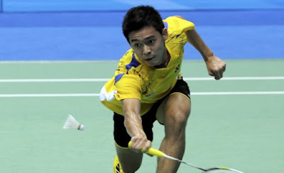Biodata Cheam June Wei Pemain Badminton Malaysia
