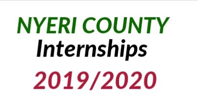 Internships NYERI county