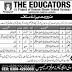 The Educators School System Lahore Jobs