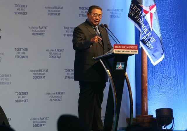SBY: Indonesia Belum Aman Atasi Virus Corona!