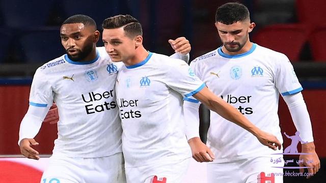 باريس سان جيرمان يفقد اول ثلاث نقاط في كلاسيكو فرنسا