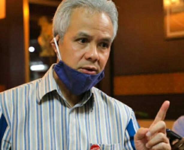 "Viral Perawat Diancam Lagi hingga Trauma, Ganjar Pranowo ""Jangan Aneh-aneh, Kita Lagi Kondisi Sulit"""