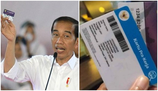 Mulai 2020,Pengangguran Dapat Rp 500 Ribu/Bulan dari Jokowi