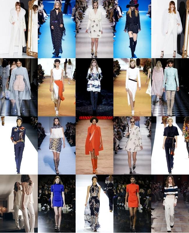Best of PARIS Fashion Week Fall 2016.Paris fw fall 2016.Pariz nedelja mode za jesen-zimu 2016.