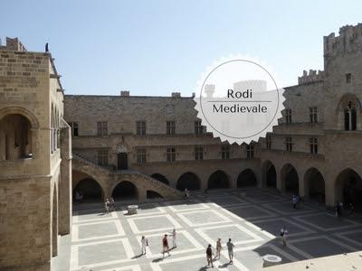 Palazzo dei Cavalieri Rodi
