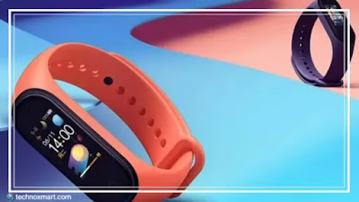 redmi band launch date