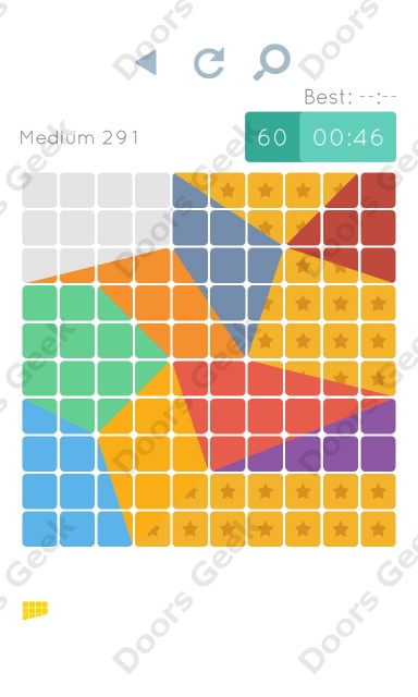 Cheats, Walkthrough for Blocks and Shapes Medium Level 291