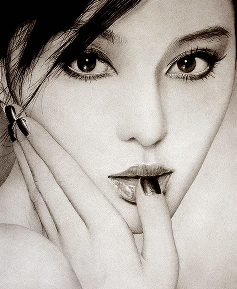 dibujos-de-rostros-de-mujeres-hermosas