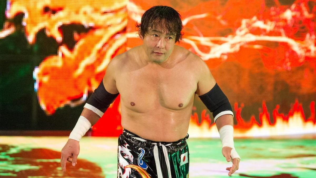 Tajiri fará sua estreia no MLW Fightland