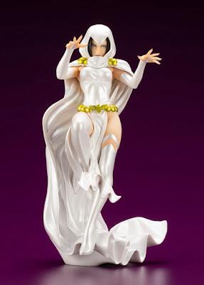 San Diego Comic-Con 2019 Exclusive DC Comics Raven White Edition Bishoujo Statue by Kotobukiya