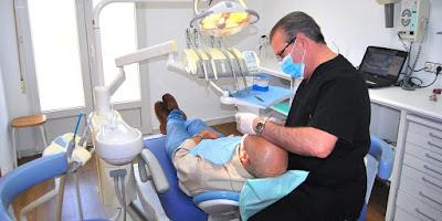 Visitar dentista concepcion salud