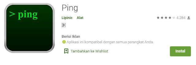 Cara Praktis Ping Google di PC dan Android