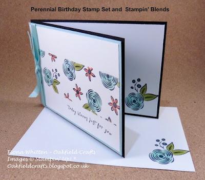 Perennial Birthday, Blog Hop, Incentive Trip, #Oakfieldcrafts, #stampinupuk