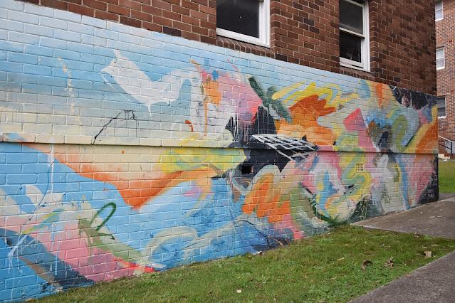 Arncliffe Street Art | Michael Black