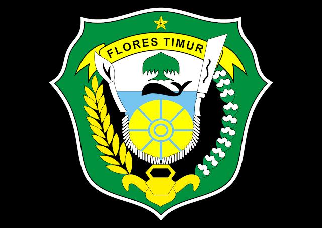 Logo Kabupaten Flores Timur Vektor / CorelDraw (CDR)
