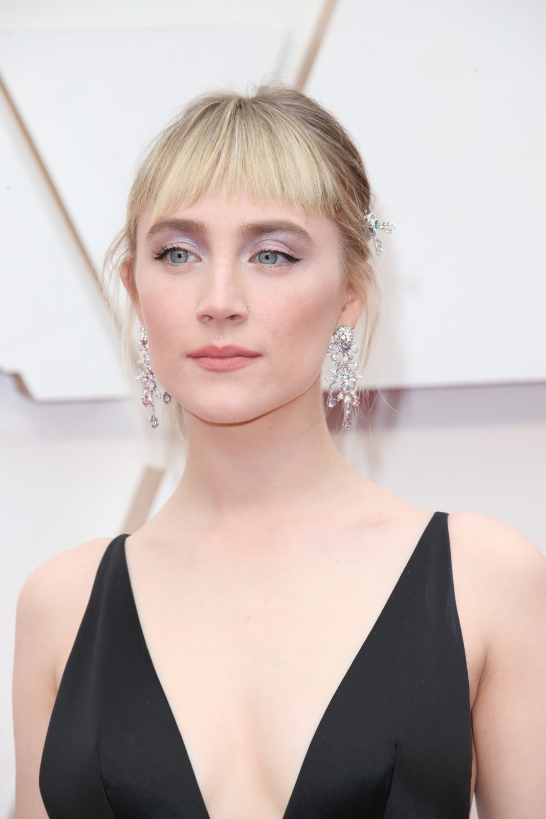 Saoirse Ronan - Oscars 2020 Red Carpet - 92nd Annual Academy Awards in Los Angeles
