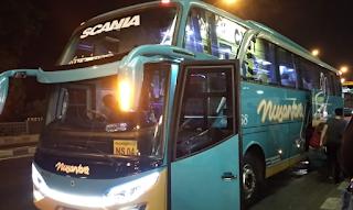 Bus Nusantara Semarang Surabaya