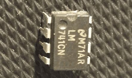 ESR Meter Analog menggunakan IC OP Amp 741