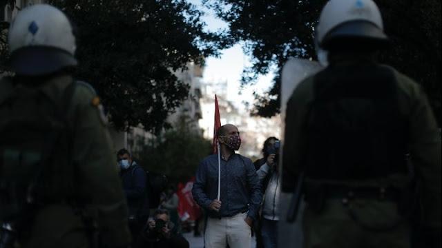 Επέτειος Γρηγορόπουλου: Πάνω από 100 προσαγωγές στην Αθήνα (βίντεο)
