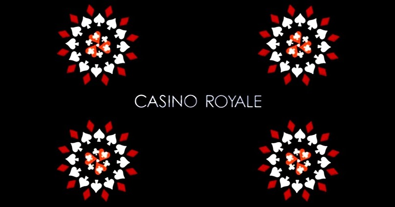 casino royale title sequence