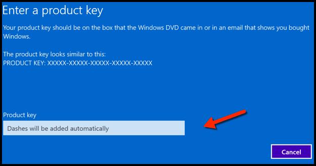 windows 7 enterprise product key Archives