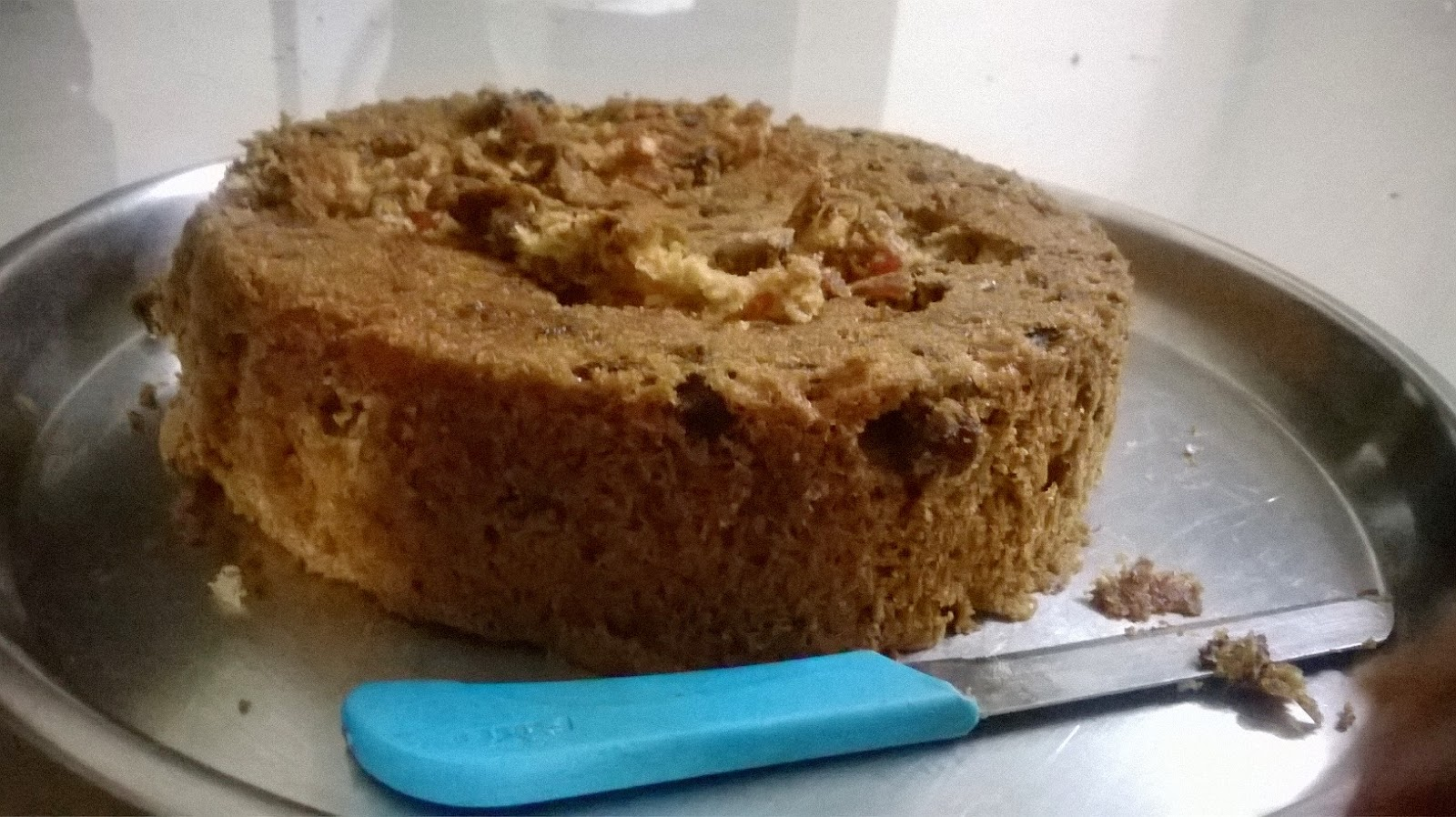 Rich Plum Cake Recipe In Pressure Cooker: RAMADEVI RECIPES: Dry Fruit Cake