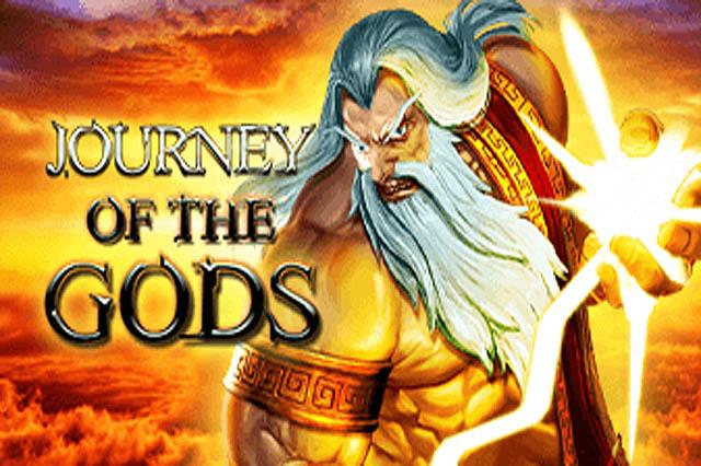 ULASAN SLOT BLUEPRINT GAMING JOURNEY OF THE GODS
