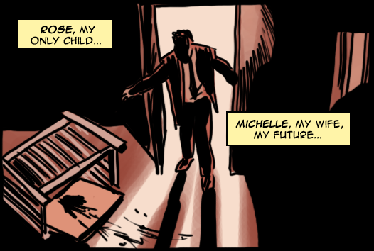 max payne 1 comic book