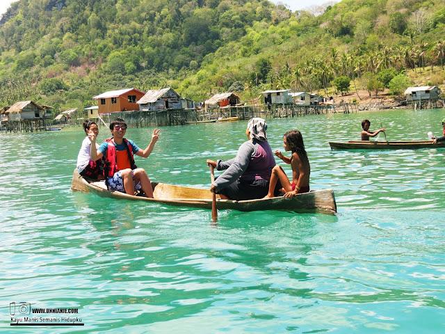 Pulau Gaya Semporna Penempatan Masyarakat Bajau Laut Semporna Tempat Menarik Di Sabah