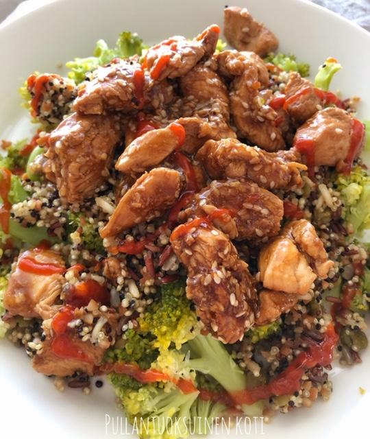 #wok #woksauce #sauce #sesamesauce #seesamikastike #marinadi #mitenmaustaawokki #kastikewokille #kastike #kasviswokki #kanawokki #lihawokki #healthyfood #fitagewellness #feelgoodfood #healthyrecipes #terveellinenruoka