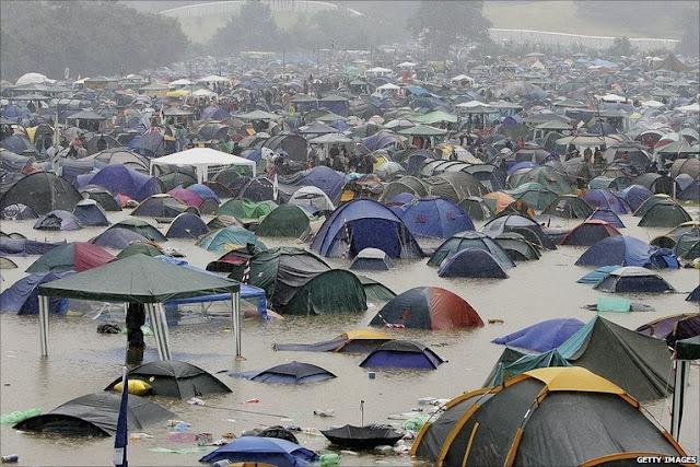 В Уфу на праздники придут дожди