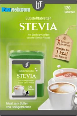ستيفيا تقلل كلا من سكر وضغط الدم