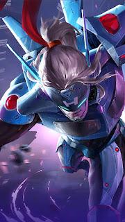 Saber Spacetime Swordmaster Heroes Assassin of Skins V3
