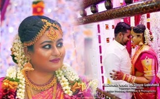 Indian Wedding Filmmaker I Dinesh Divya Lakshmi