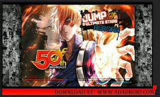 Download Jump Ultimate Stars Mugen Apk Lite for Android