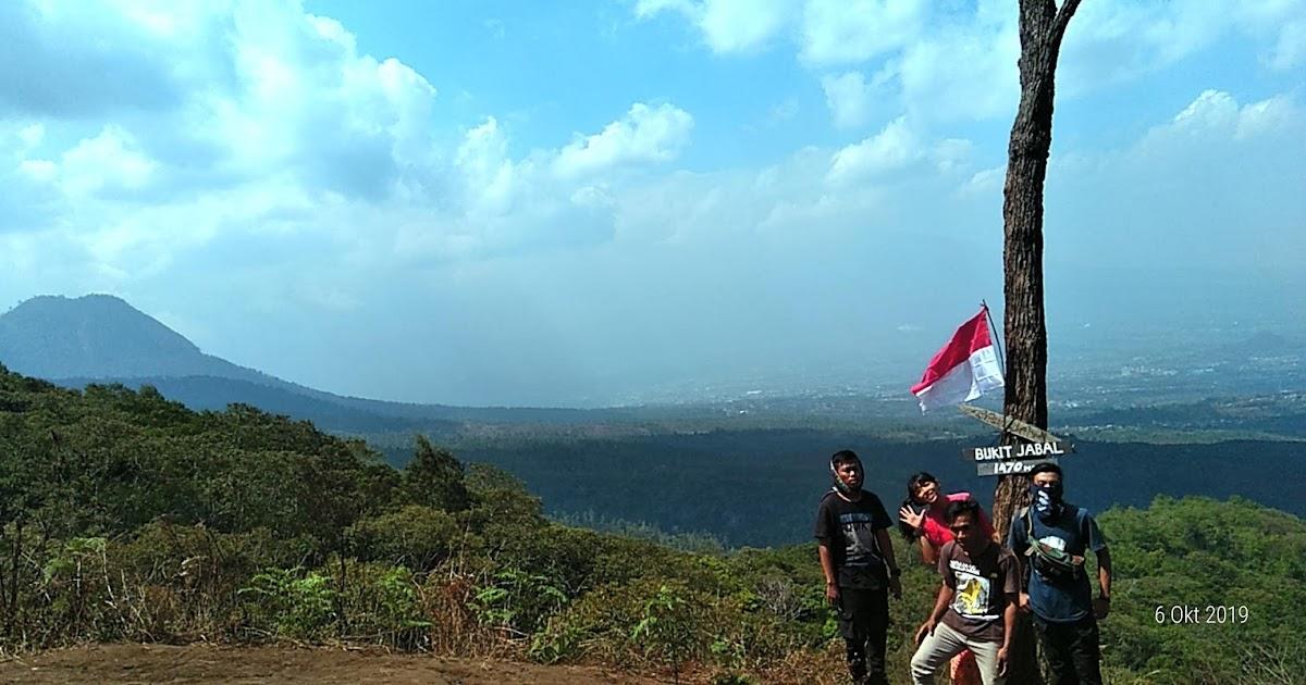Pendakian Bukit Jabal Sumberbendo Dau Malang